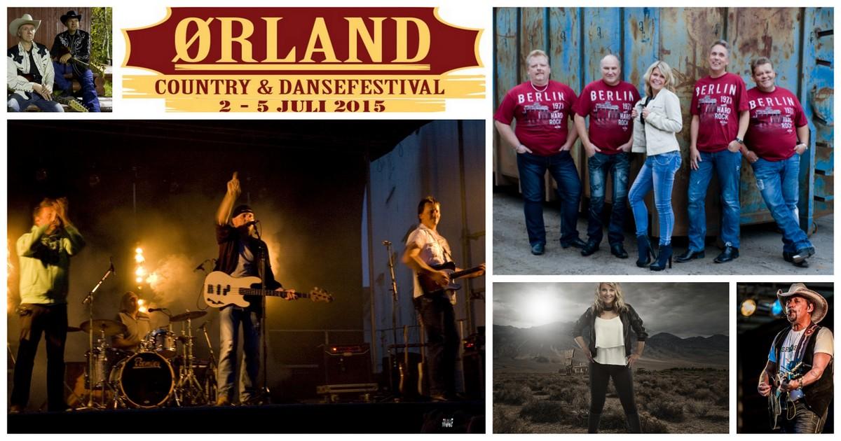 Ørland Country & Dansefestival 2015