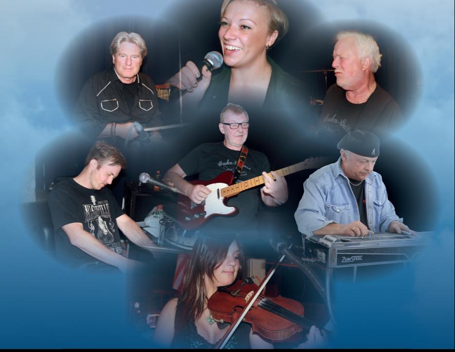 Branson spiller på Ørland Country & Dansefestival 30 juni - 3 juli 2016