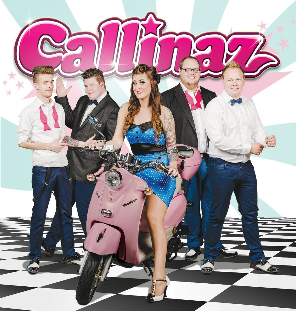 Callinaz spiller på Ørland Country & Dansefestival 30 juni - 3 juli 2016