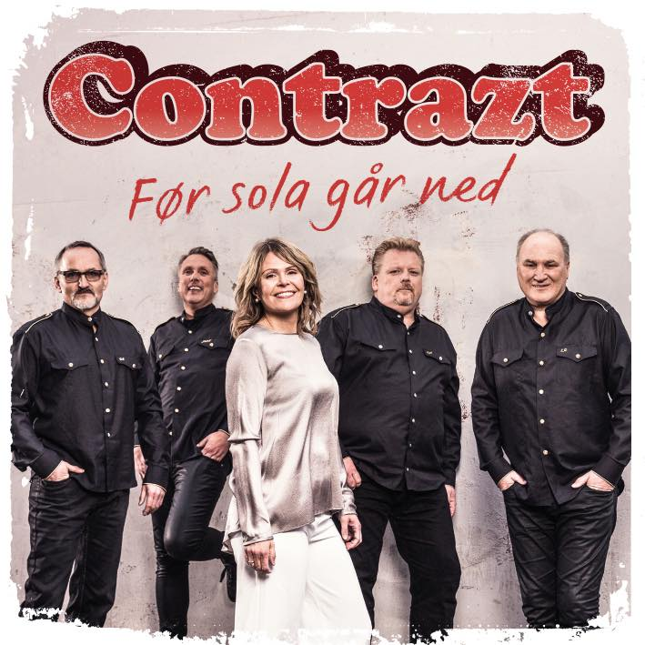 Contrazt spiller på Ørland Country & Dansefestival 30 juni - 3 juli 2016