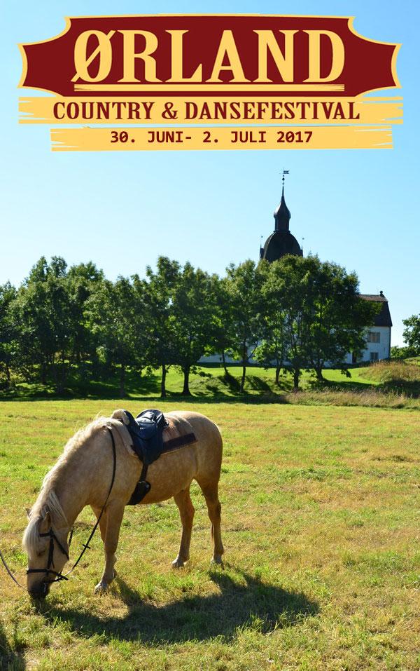 Ørland Country & Dansefestival 2017