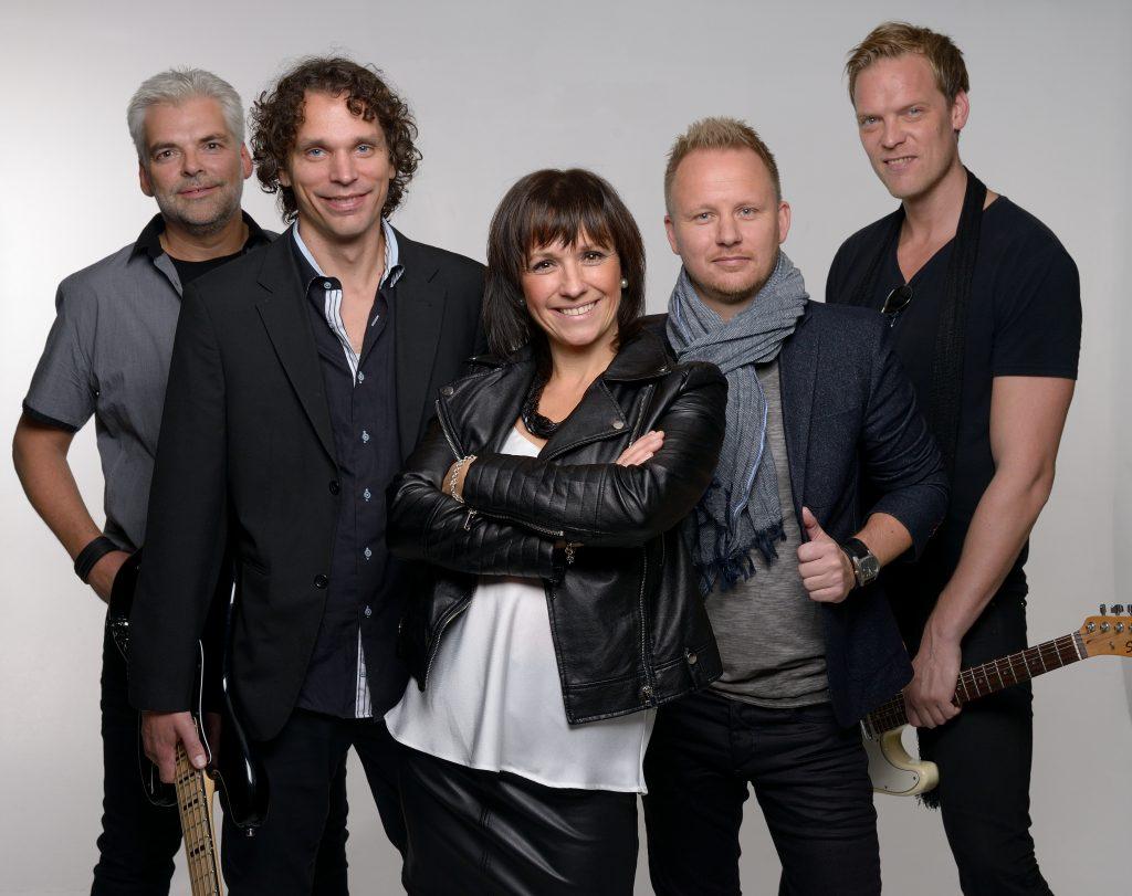 Hanne Mette Band spiller på Ørland Country & Dansefestival