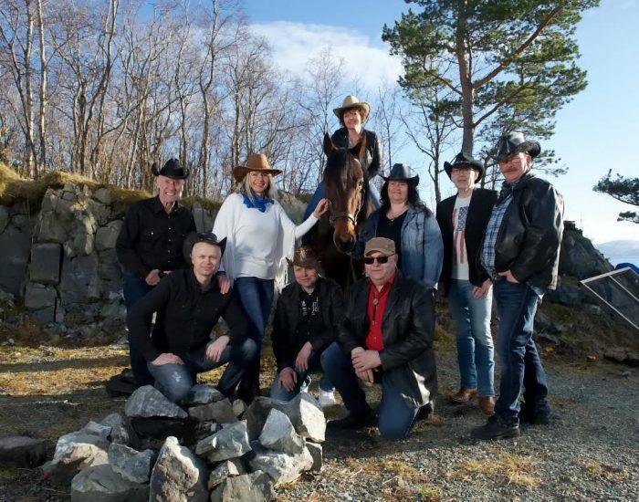 Tre Vise Menn. Et kjent band fra Fosen som består av Terje Skaret, Lars Bonvik og Roy Klausen. spiller lørdag på Ørland Country & Dansefestival