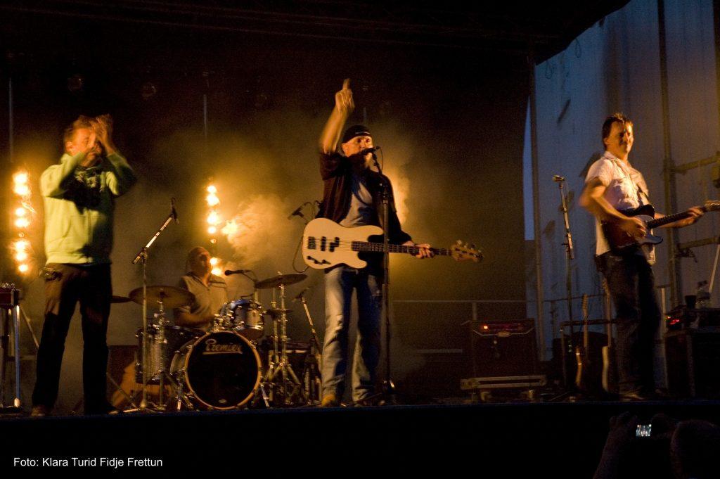 Åsmund Åmli Band spiller på Ørland Country & Dansefestival 2018