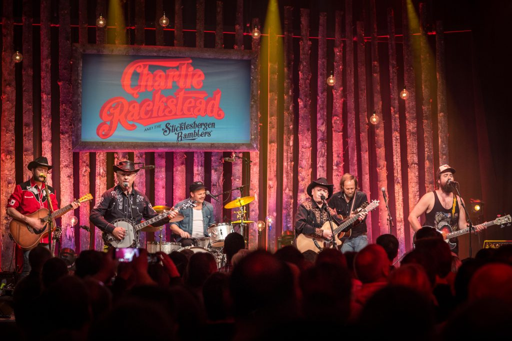Charlie Rackstead & The Sticklesbergen Ramblers spiller på Ørland Country & Dansefestival 2-5 august 2018