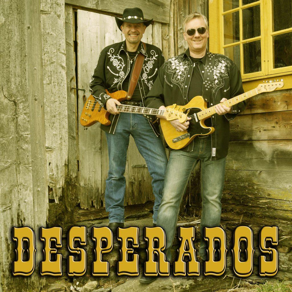 Desperados spiller på Ørland Country & Dansefestival 2018